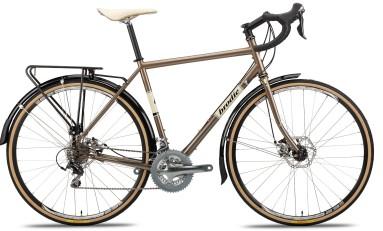 The New 2016 Brodie Elan Vital Touring Bike
