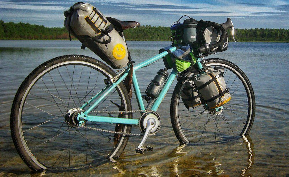 7R Bikepacking Bags