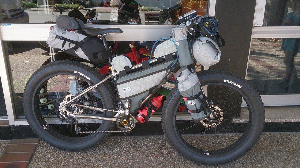 Bike Bag Dude BikePacking Bags