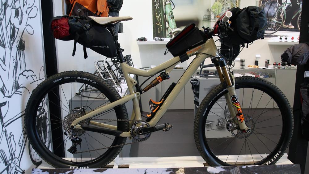 Blackburn BikePacking Bags - BikeRumor.com