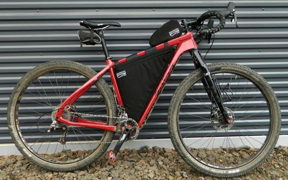 Cedaero Bikepacking Bags