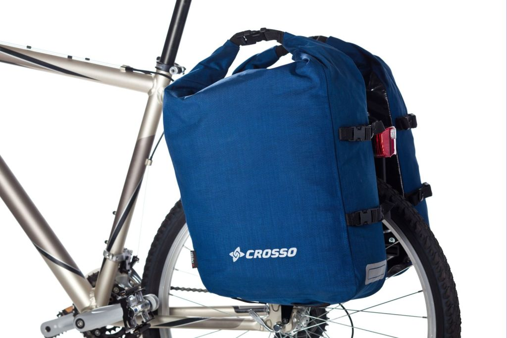 Crosso Twist 52 Panniers