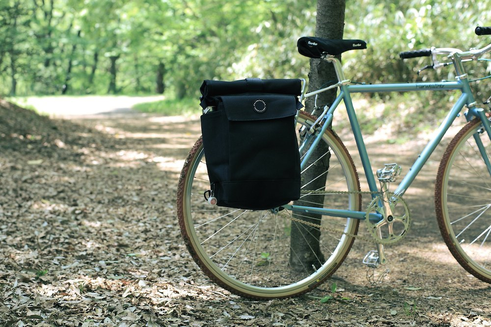 Fairweather Pannier Bag - BlueLug