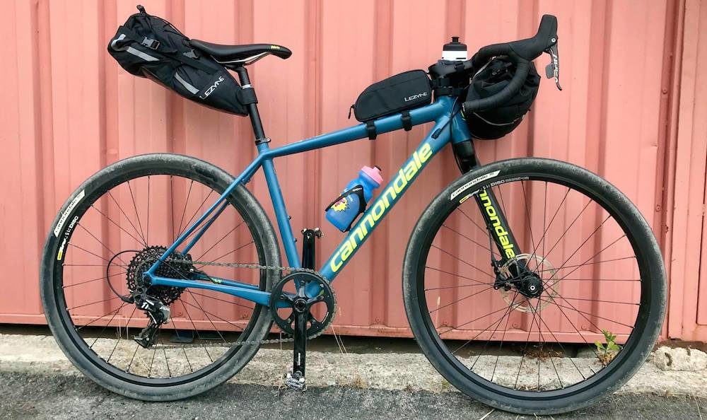 Lezyne Bikepacking Bags