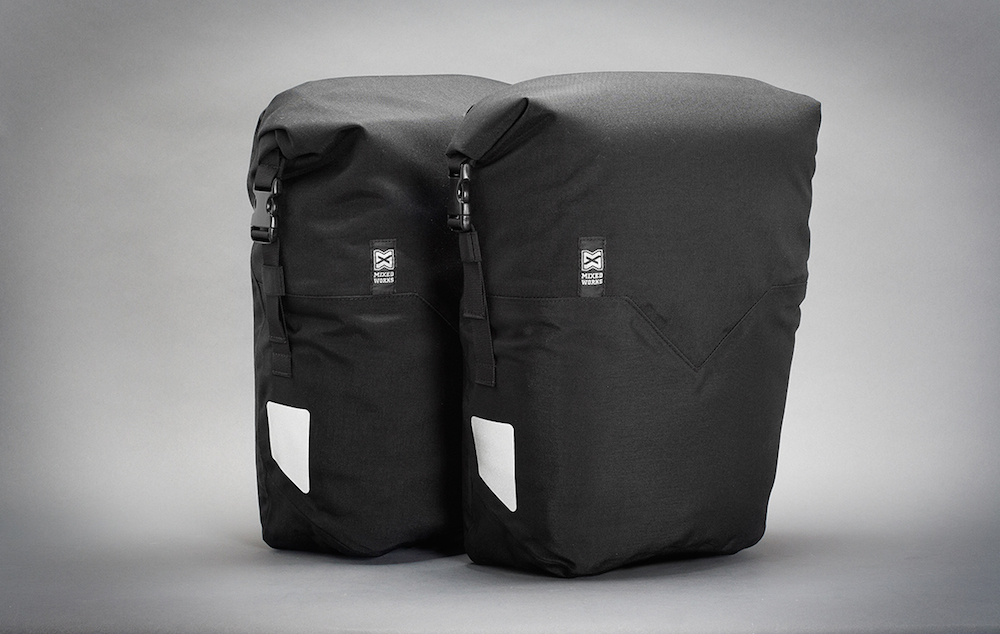 Mixed Works Blackbird Panniers