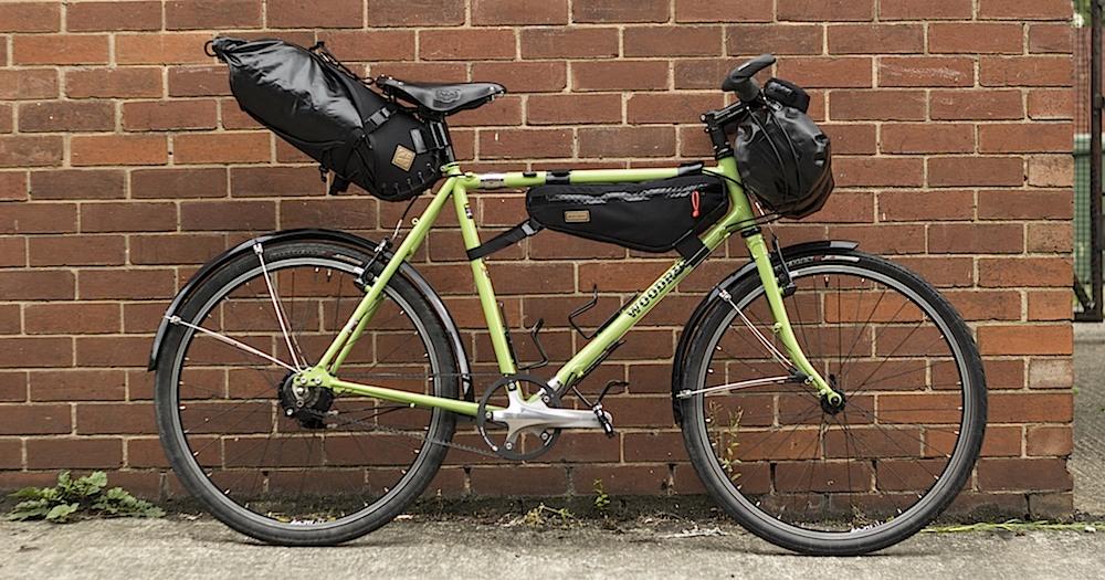 Restrap BikePacking Bags