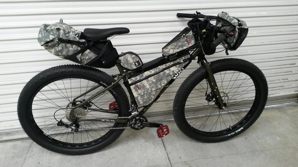 Revelate BikePacking Bags