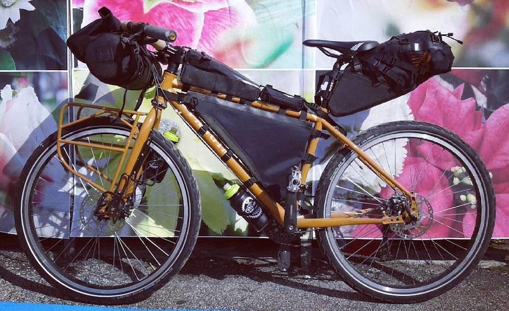 Rusjan Bikepacking Bags