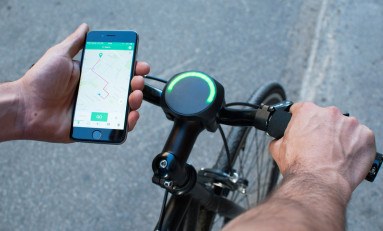 SmartHalo: Helping You Navigate Without Using Your GPS or Smartphone
