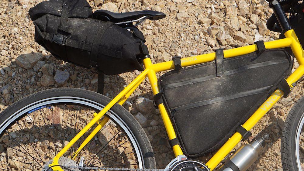 Vincita Bikepacking Bags