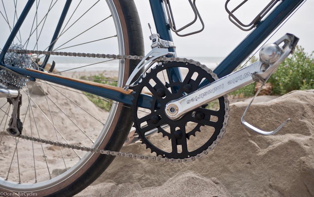 Low Climbing Gears On Your Road Bike Seven Road Crankset