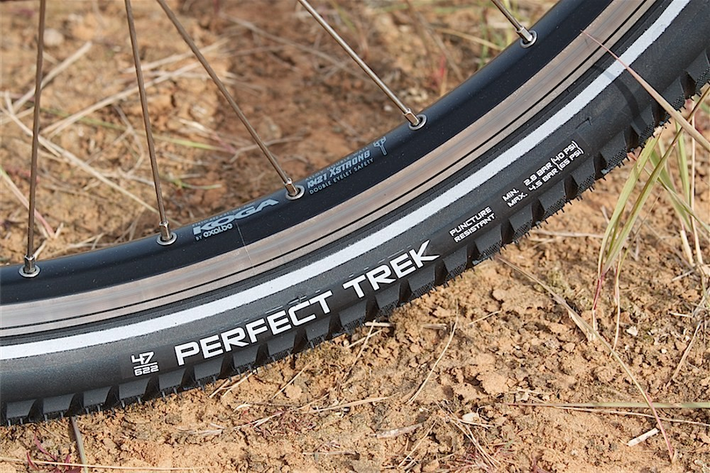 Koga use 40 hole EXAL ML21 rims for their touring bikes