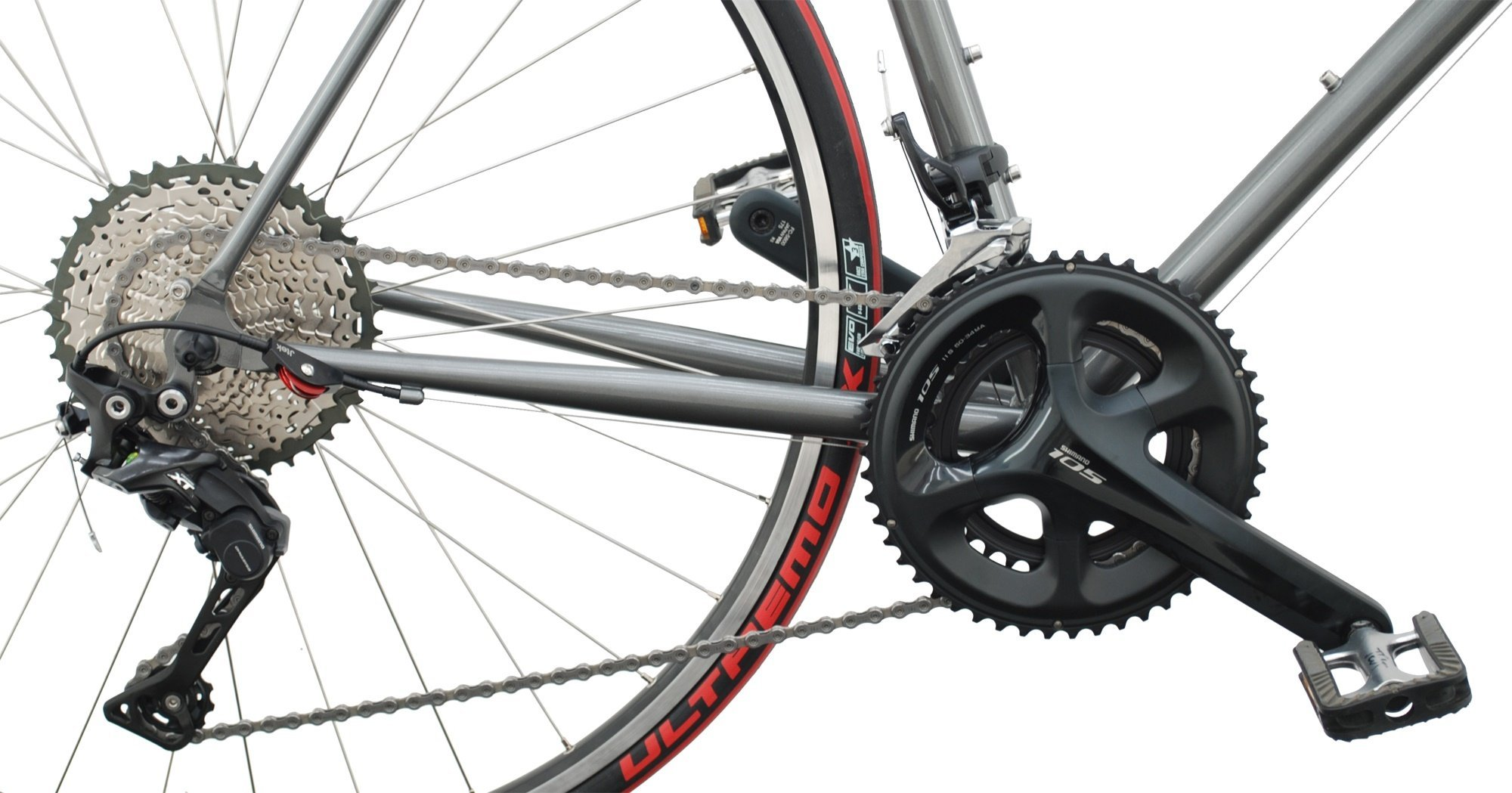 Jtek Shiftmate Mix Mtb Cassettes With Sti Road Shifters To Lower