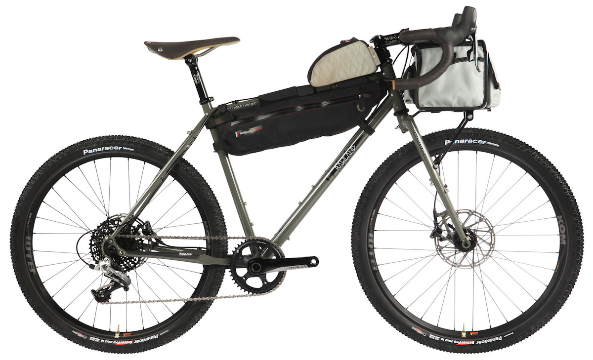 The New 2016 Rawland Ulv And Ravn Adventure Touring Bikes