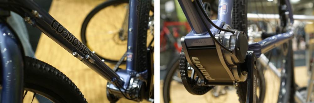 Co-Motion Divide Pinion Touring Bike 05