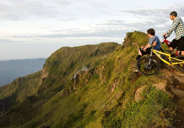 Guide: Mountain Biking Bali - MTB Rides, Cycling Destinations, Bike Tours, Accommodation