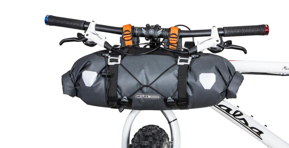 Ortlieb Bikepacking Bags Handlebar Pack 01