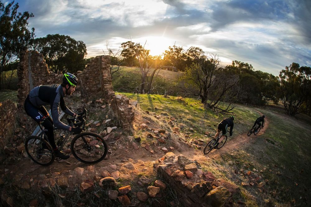 Cycling the Mawson Trail 14
