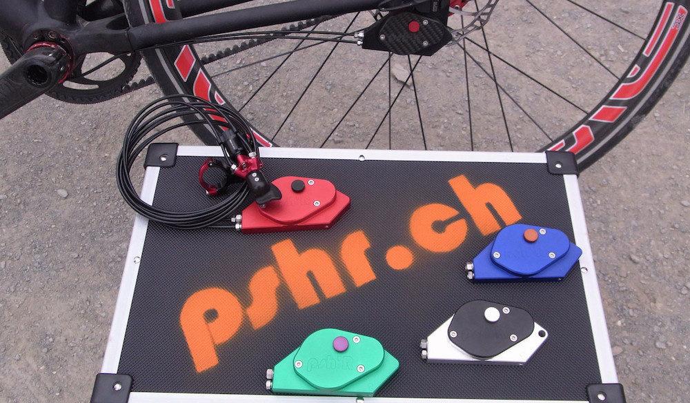 Pshr Rohloff Hydraulic Shifter 07