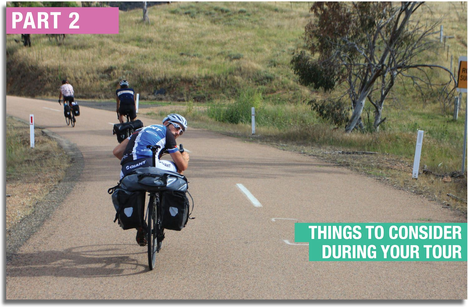 Bicycle Touring Book