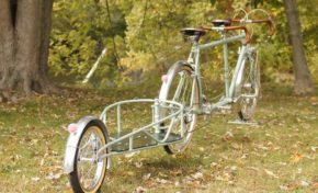 This Chapman Cycles Tandem Is Everything This Framebuilder Ever Wanted