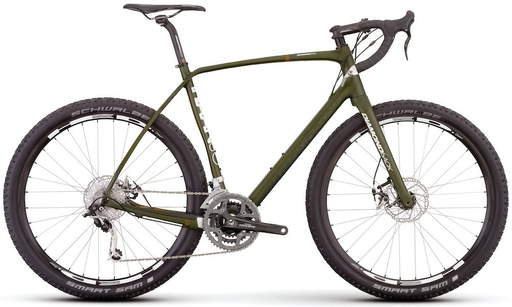 2017 Diamondback Haanjo
