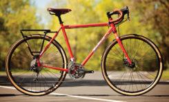 The New 2017 Salsa Marrakesh Touring Bike