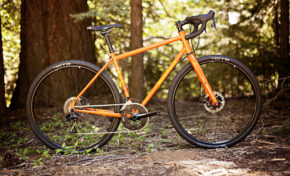 The New 2017 Salsa Vaya Light Touring Bike