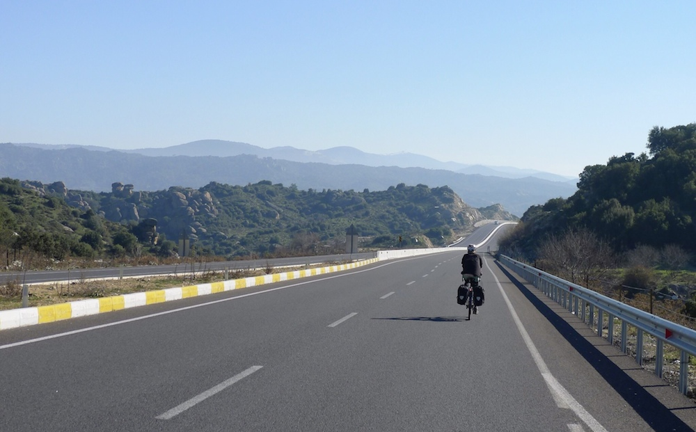 Cycling in Turkey