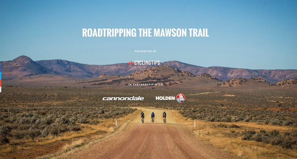 Roadtripping the Mawson Trail