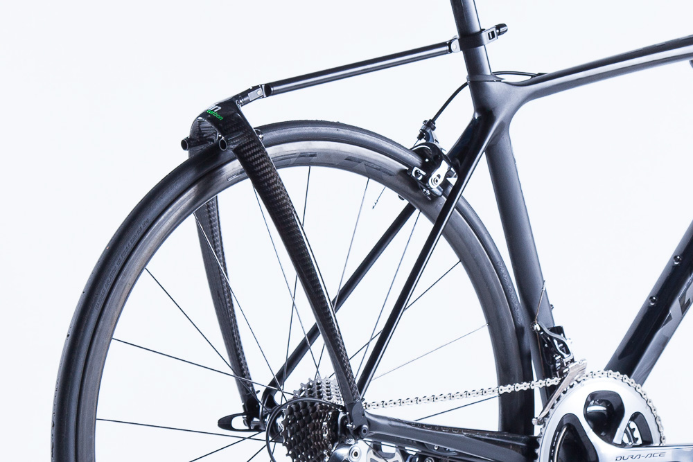 Tailfin Rack Road Bike