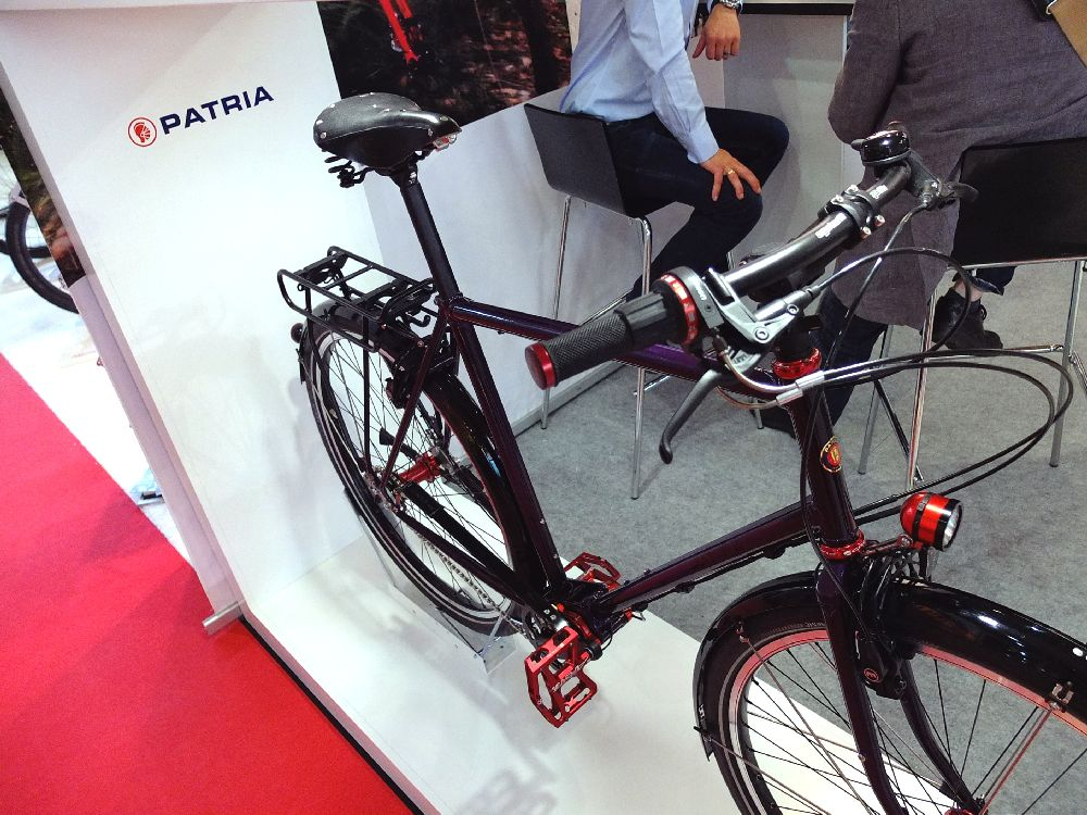 Patria Touring Bike