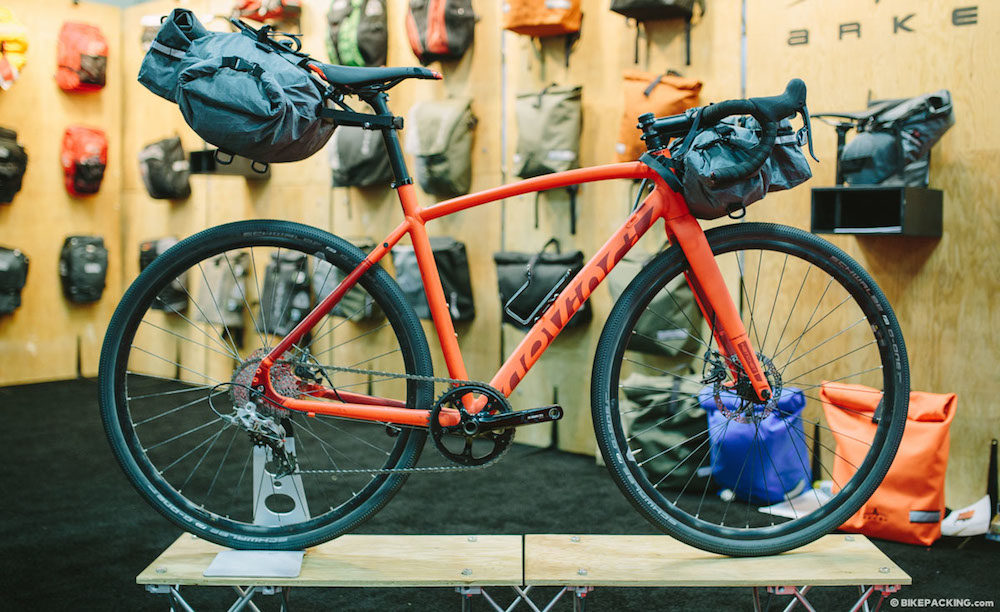 10 Awesome New Tech Innovations For Bikepacking Bags