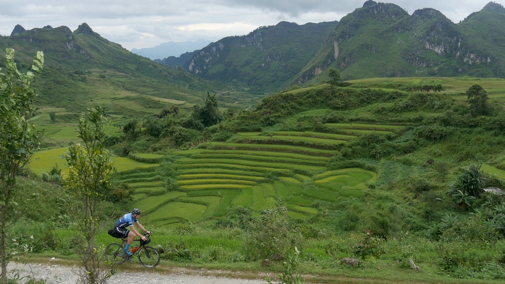 Bikepacking in Vietnam
