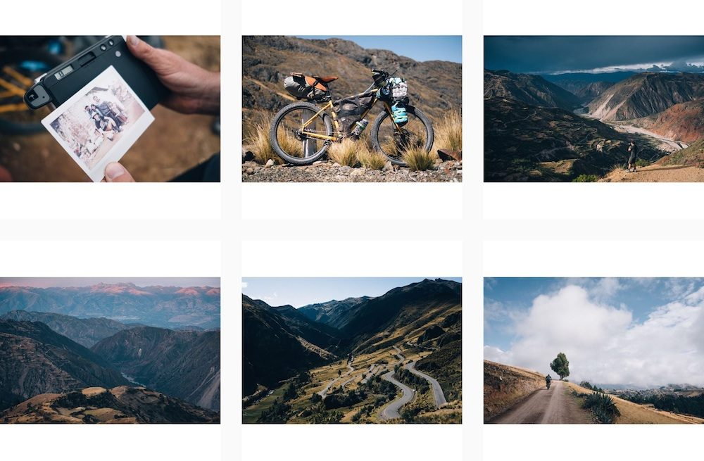Instagram While Out Riding
