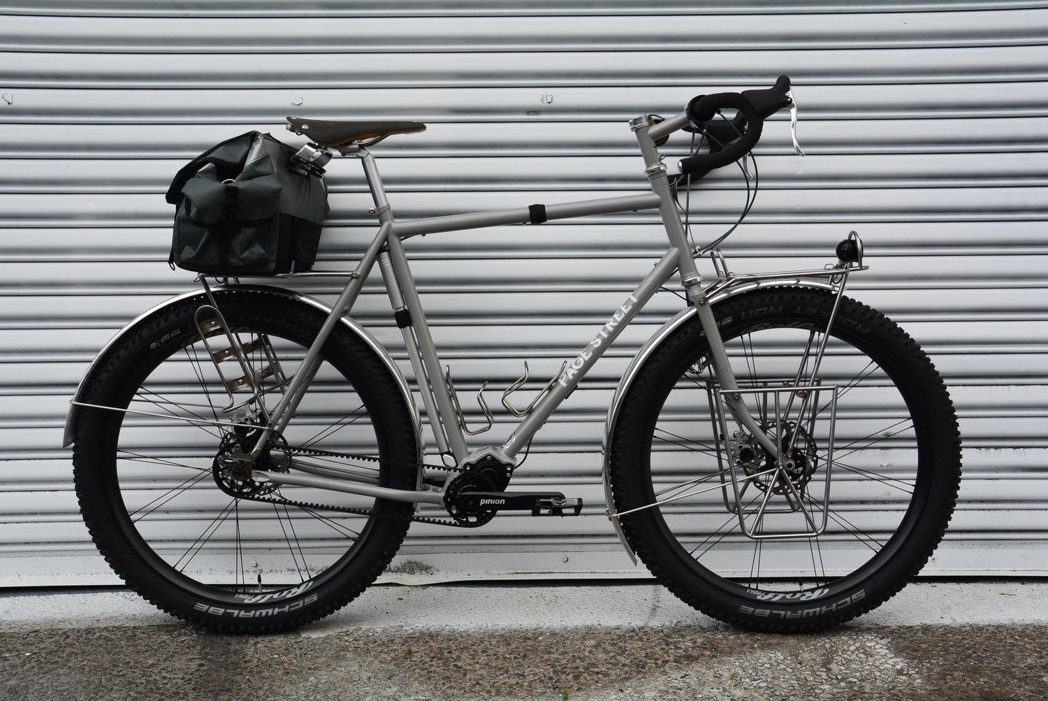 page street cycles