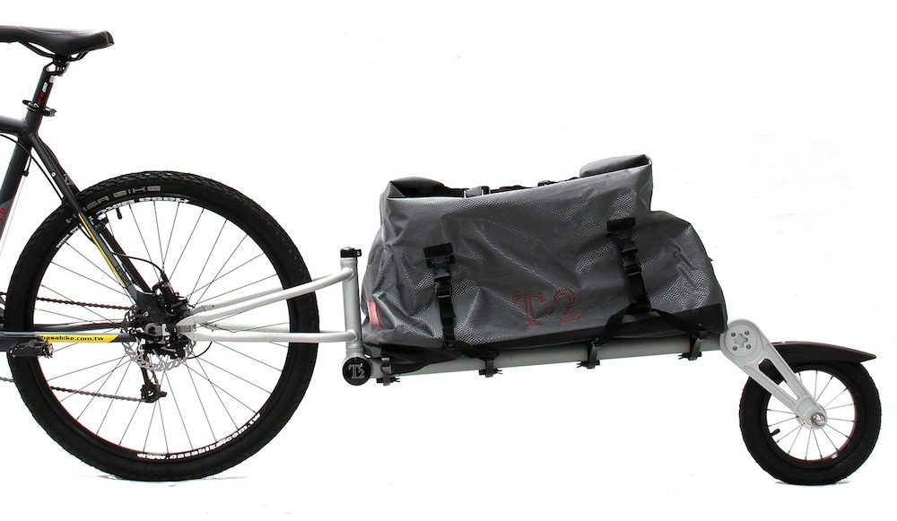 The 17 Best Bike Trailers for Bicycle Touring - CyclingAbout.com
