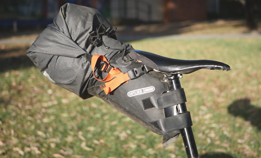 Ortlieb Seat Pack Review Long Term Bikeng Bags Test