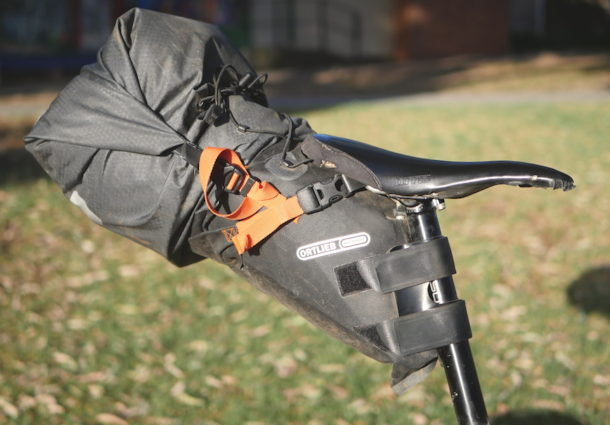 Ortlieb Seat Pack Review: Long Term Bikepacking Bags Test