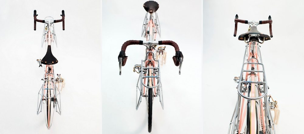 hand built bicycle program