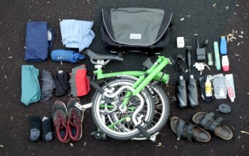 Folding Bike Holiday To Sri Lanka: 5kg Gear List