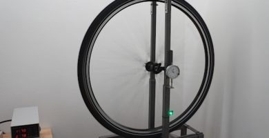What's The Speed Difference Between Touring Tyres? Rolling Resistance Lab Testing
