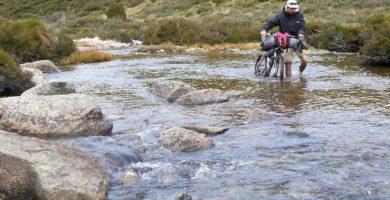 Exploring The Jagungal Wilderness Area By Bike (Australia)