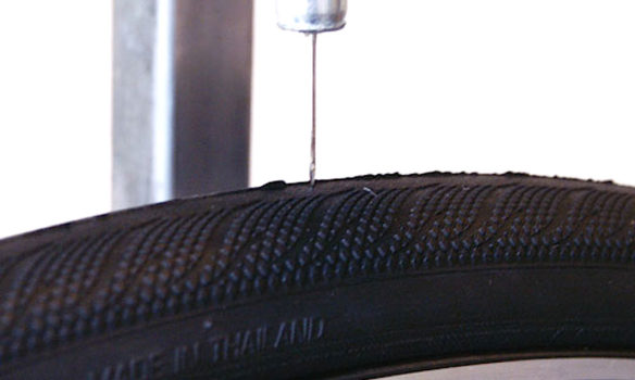 What Is The Most Puncture Resistant Touring Tyre? Lab Testing Results