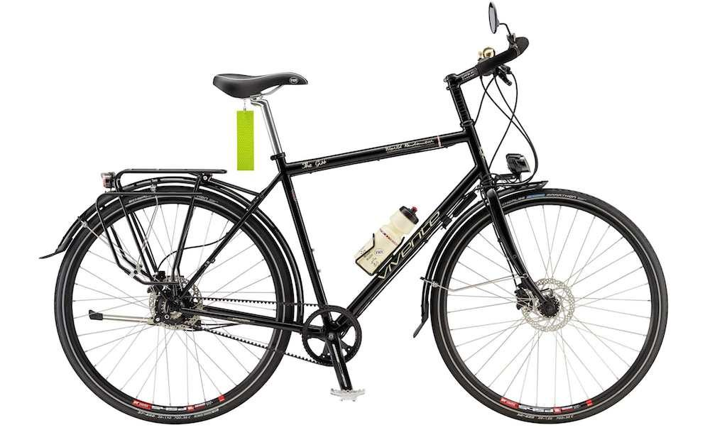 Belt Drive Touring Bike