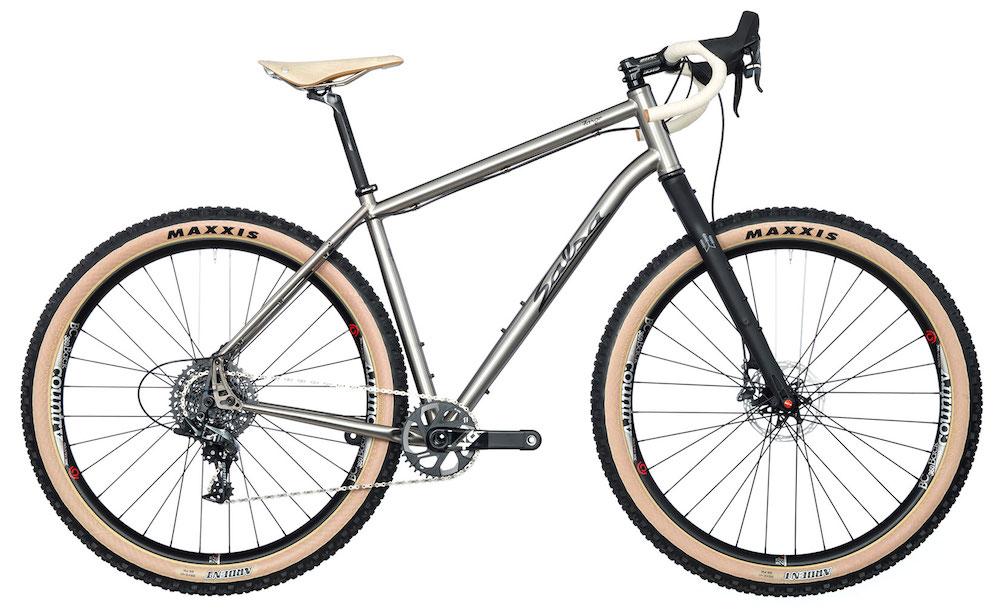 Steel Or Aluminum Touring Bike