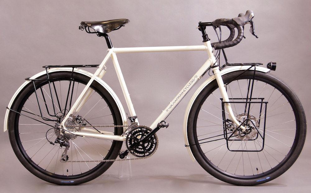 chapman cycles touring bike