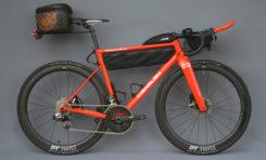 English Cycles Aero Trans Am Bike: The Fastest Bikepacking Bike?