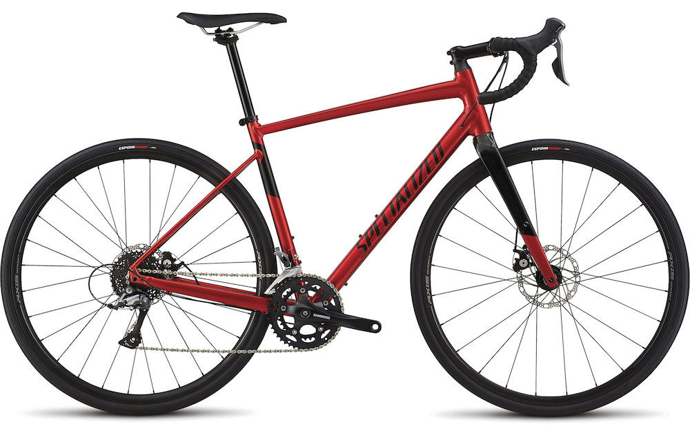 2018 Specialized Diverge