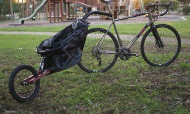 The Japan Long Haul: My Bike and Trailer Setup